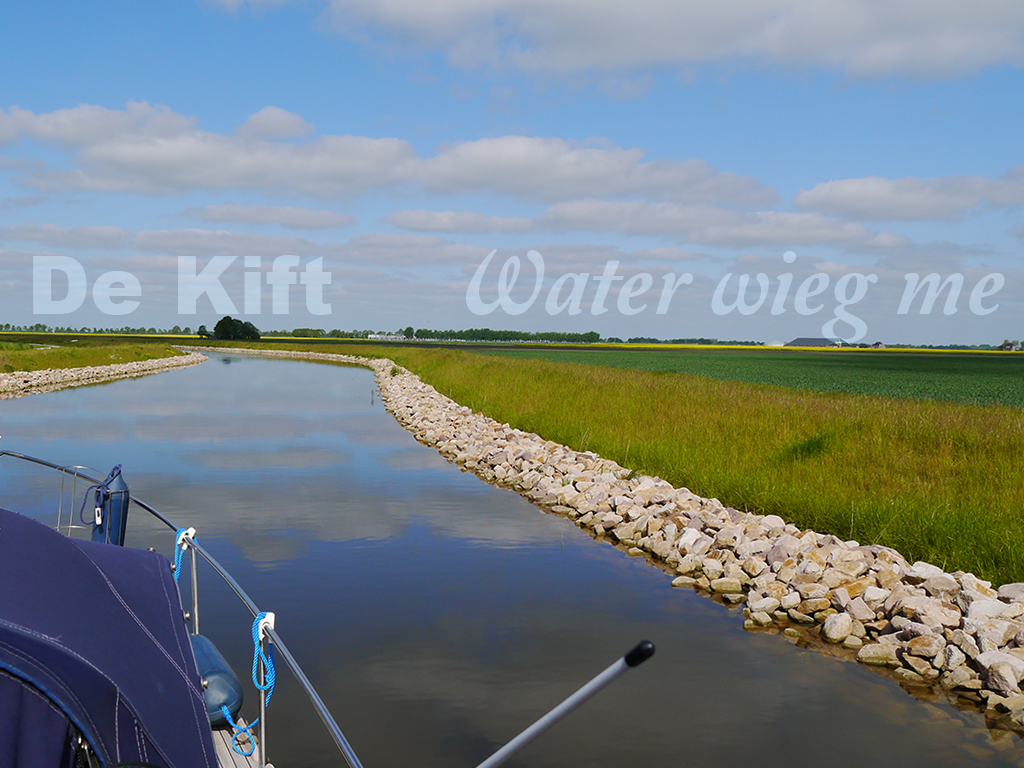 Documentaire 'De Kift – Water wieg me'