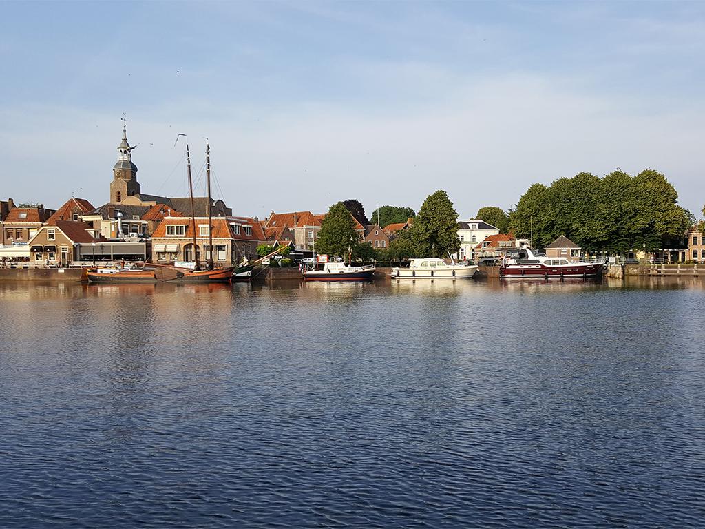 Trajecten Friese meren